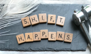 Shift happens (in word scramble pieces)