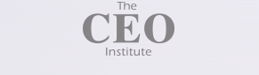 The CEO Institute logo